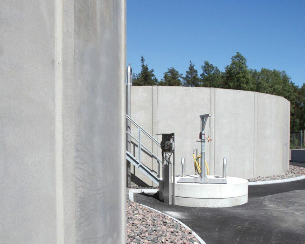 Ny Luftningsbassäng till Vara Avloppsreningsverk